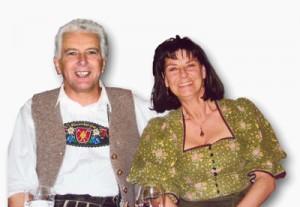 Tilly und Richard Zahler