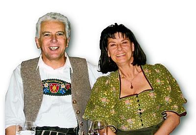 Richard und Tilly Zahler